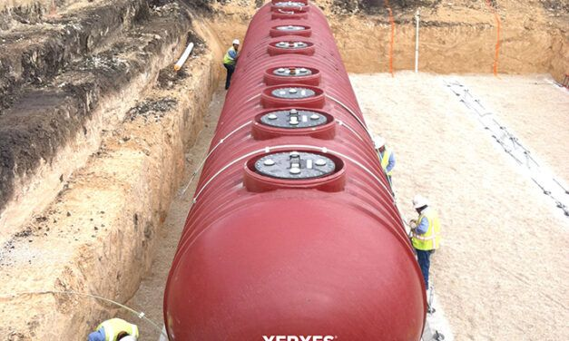 Trends Within North American Underground Tank Market